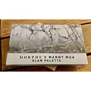 MORPHE MANNY MUA GLAM EYESHADOW PALETTE